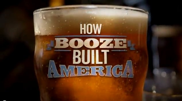 """3-part series """"How Booze Built America"""" with Mike Rowe"""