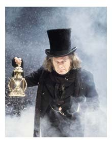 In Defense of Scrooge - Michael Levin - Mises Daily
