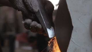 The Birth Of A Tool. Axe Making (by John Neeman)