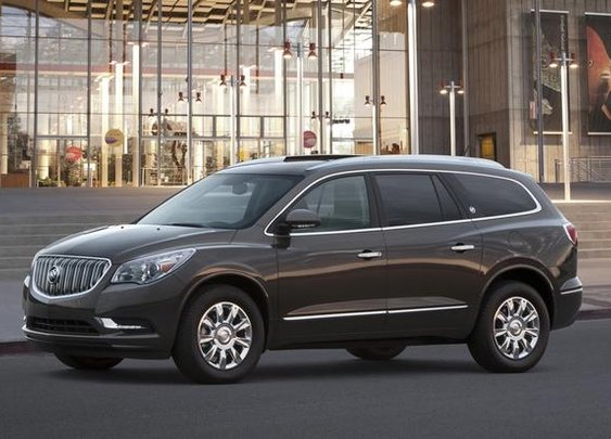 2013 Buick Enclave is a luxurious people-mover