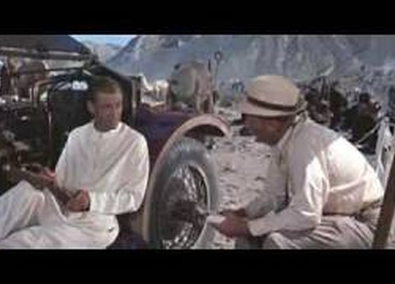 Lawrence of Arabia - Trailer [1962] [35th Oscar Best Picture] - YouTube