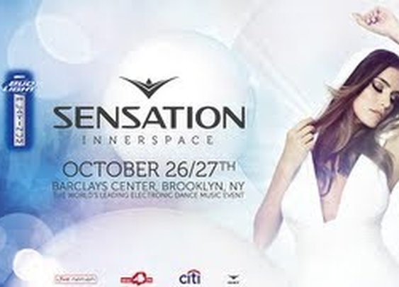 Bud Light Platinum presents Sensation 'Innerspace' NYC line up release - YouTube