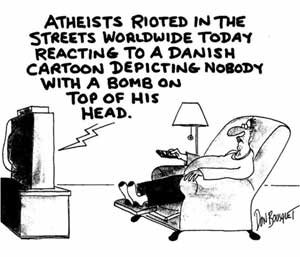 The dangerous face of atheism - Imgur