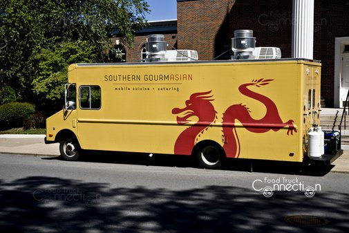 Southern Gourmasian- Fancy Asian Cuisine With a Southern Twist | Food Truck Connection
