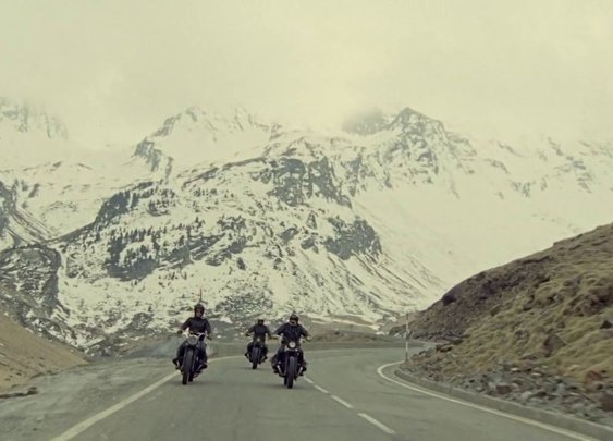 Men and the Art of Motorcycling