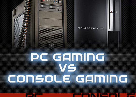 PC Gaming vs. Console Gaming | Digital Storm Unlocked