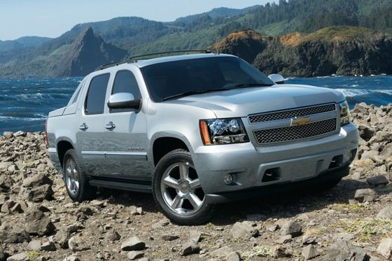 2013 marks the final year for the Chevrolet Avalanche