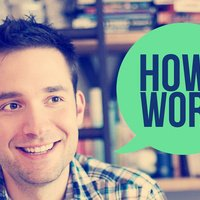 I'm Alexis Ohanian, and This Is How I Work