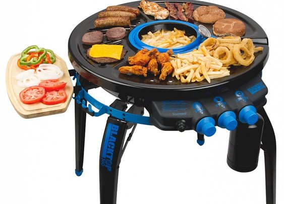 360 Badass Grill and Fryer