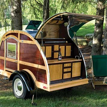 Custom Teardrop Camping Trailer / Custom TearDrop Camping Trailer  ($5000+) - Svpply