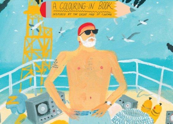 THRILL MURRAY: The Bill Murray colouring book | Wonderland Magazine