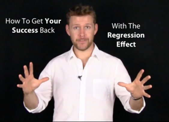 How To Use The 'Regression Effect' To Get Back On Top