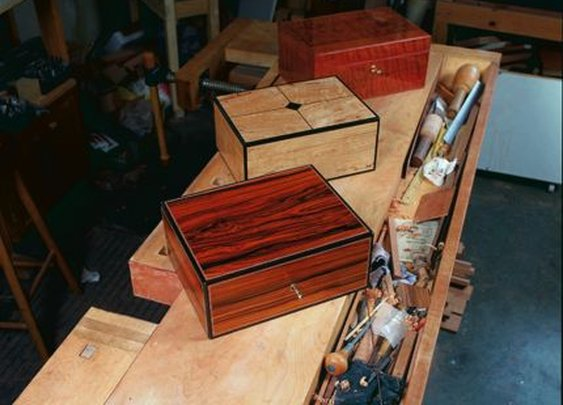 Fine Woodworking - Humidor Plans