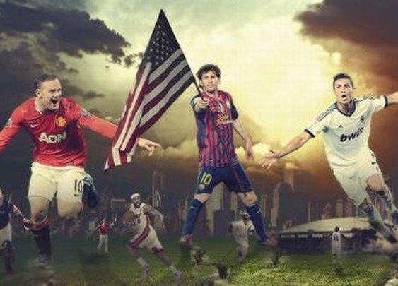 Soccer's big takeover  - ESPNFC