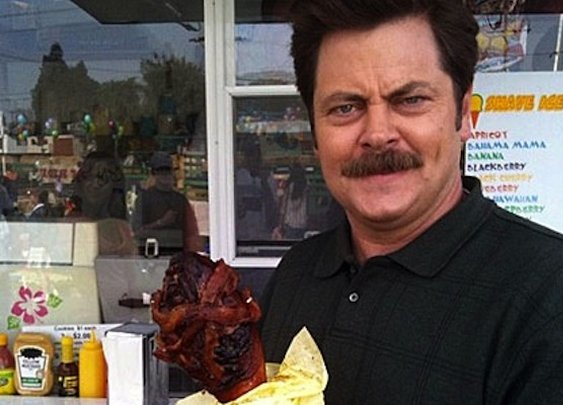 The Teachings of Ron Swanson: 25 Quotes to Live By