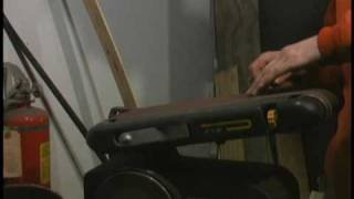 Railroad Spike Knife - YouTube