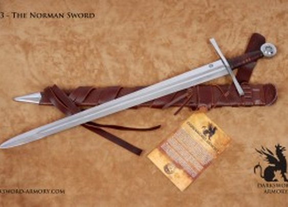 The Norman Sword