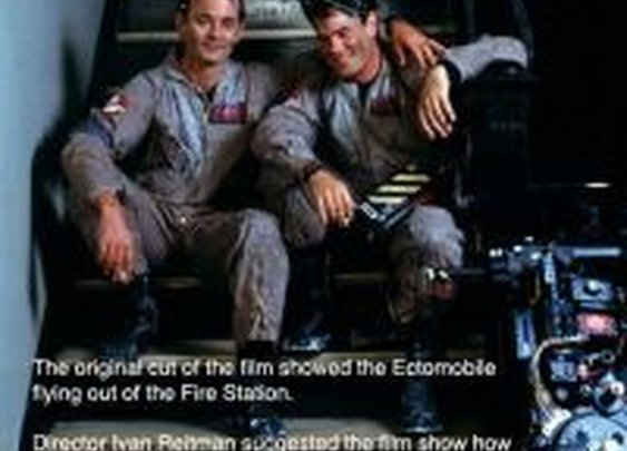 Going behind-the-scenes of Ghostbusters (18 Photos) : theCHIVE
