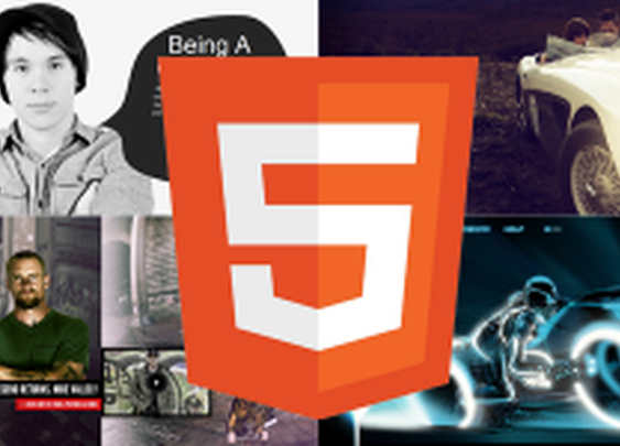 38 websites coded in HTML5 for your inspiration