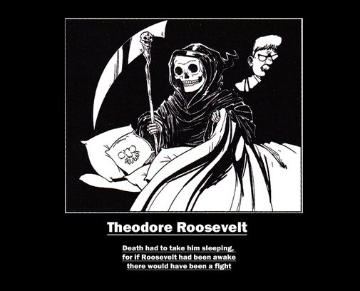 The Death of Theodore Roosevelt