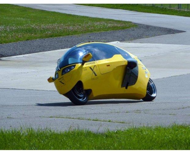 Tron-like Two-wheeler to Hit U.S. Streets : Discovery News