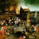Temptation of Saint Anthony (1500), Hieronymus Bosch