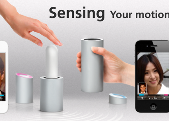 Teledildonics – there's an app for that! (NSFW)