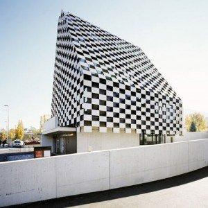 BTV Branch Innsbruck by Rainer Köberl