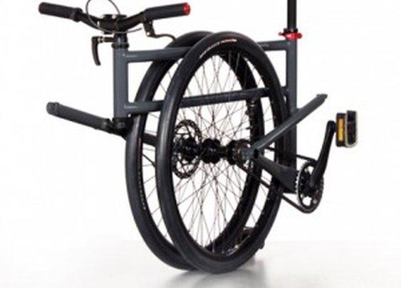 Folder folding bicycle by Mikuláš Novotný - Dezeen