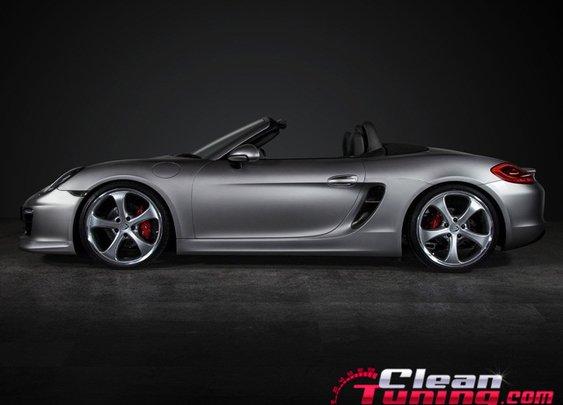 TechArt Will Show The Porsche Boxster in Essen   CleanTuning.com