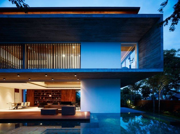 M House by ONG&ONG »  CONTEMPORIST