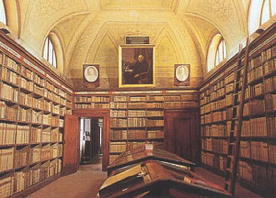Angelica Library, Rome, Italy