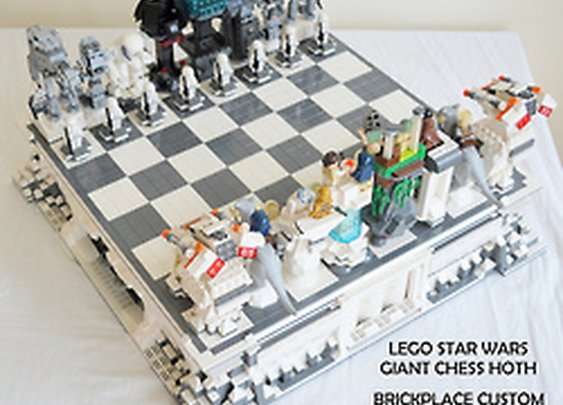 LEGO Star Wars Hoth Chess Set