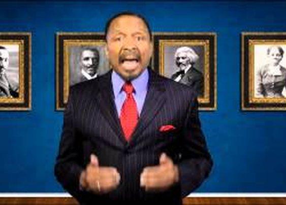 Bishop E.W. Jackson Message to Black Christians - YouTube