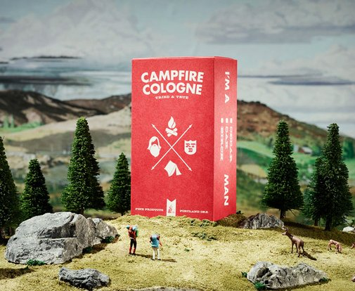 Campfire Cologne | Cool Material