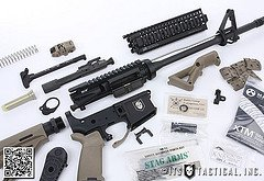 DIY AR-15 Build by ITS Tactical