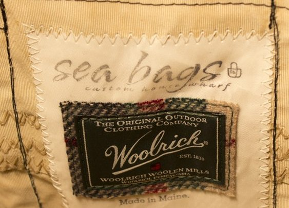 Wool on the wharf: the Sea Bags