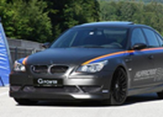 G-Power BMW M5 Hurricane is World's Fastest Sedan at 231-MPH | AutoGuide.com News