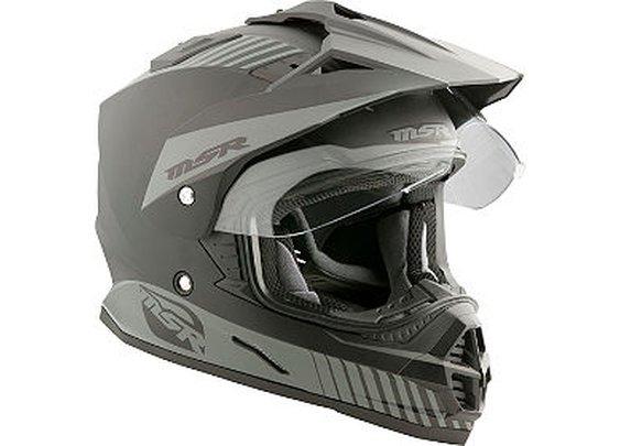2013 MSR Xpedition Dual Sport Helmet   MotoSport