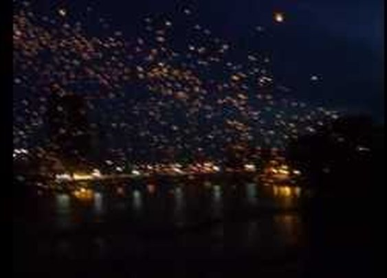 ArtPrize 2012: Lights in the NIGHT - YouTube