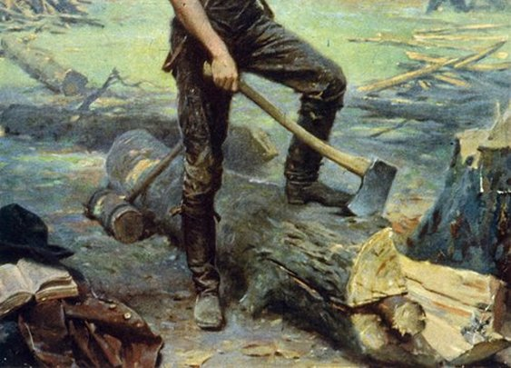 How to Restore an Axe | The Art of Manliness
