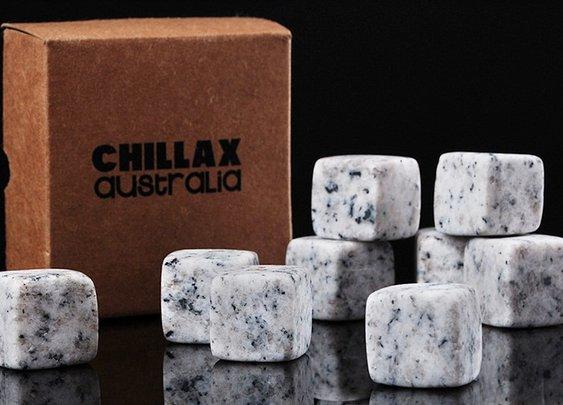 Chillax Australia Whiskey Stones Deal of the Day | Groupon Abilene, TX