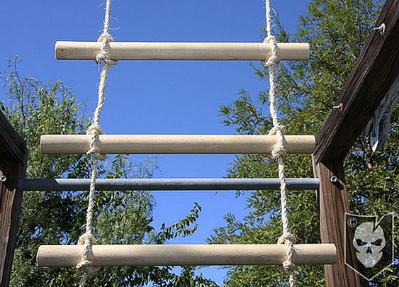 How to Make a Rope Ladder | The Art of Manliness