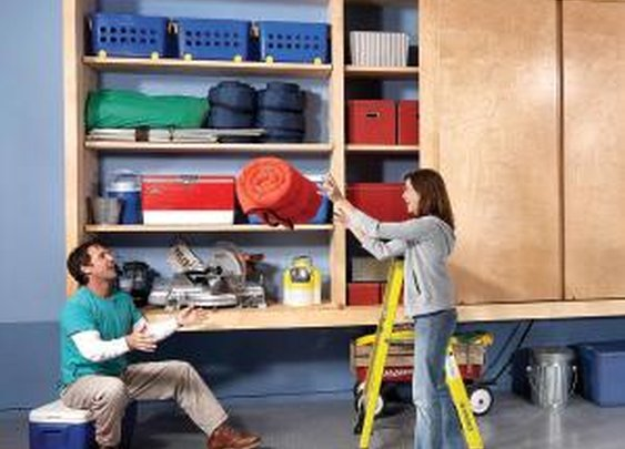 Giant DIY Garage Cabinet - Step by Step | The Family Handyman
