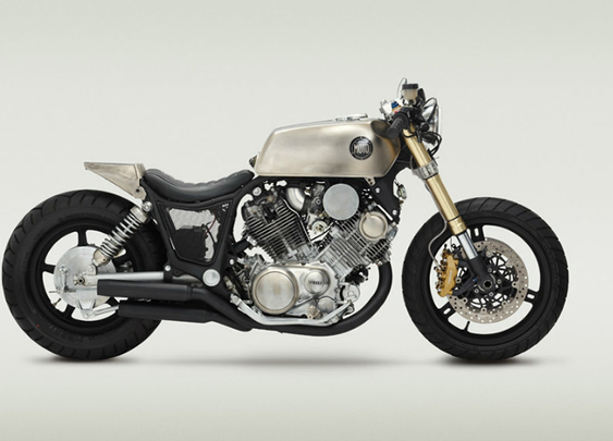 Moxie & Brawn – Classified Moto serves up a gnarly XV1100 custom. | Iron & Air