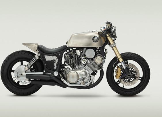 Moxie & Brawn – Classified Moto serves up a gnarly XV1100 custom. | Iron & Air