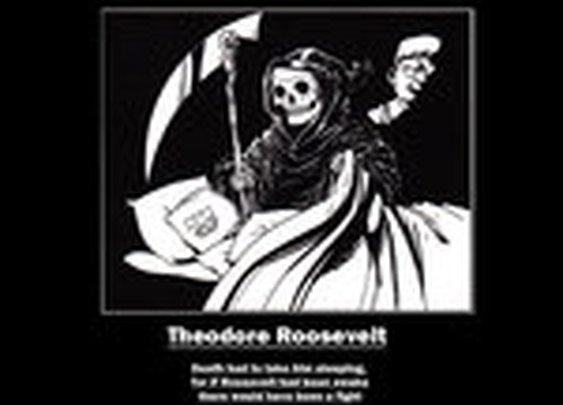 Teddy Roosevelt - American Badass by ~ranwolf1976 on deviantART