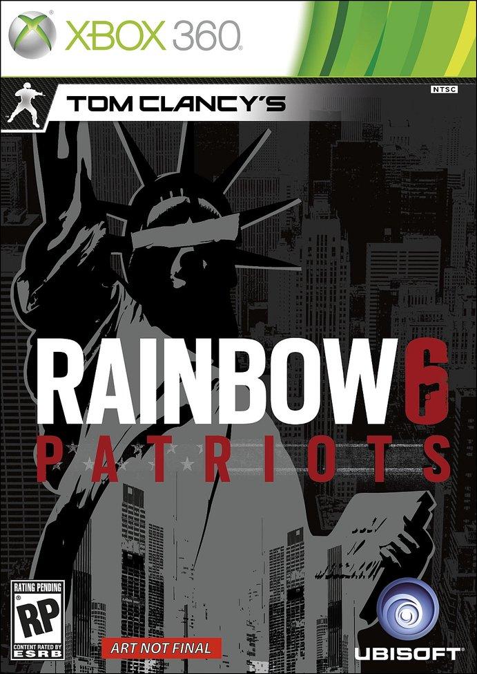 New Rainbow6 coming 2013