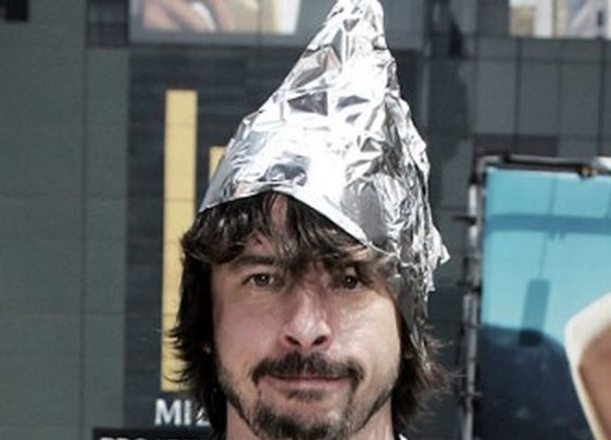 Tin Foil Hats Actually Make it Easier for the Government to Track Your Thoughts