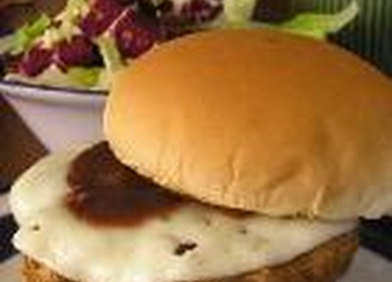 Island Pork Burgers
